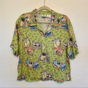 90s Hawaiian Shirt by Holly Lane